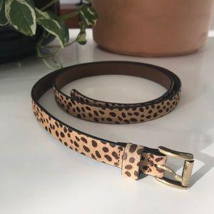 LOFT Cheetah Belt